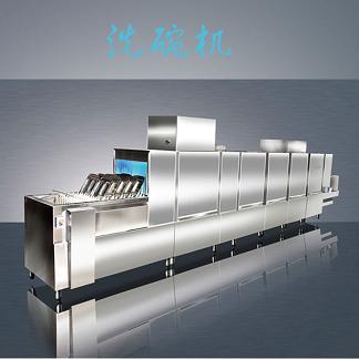 型洗碗机的工作原理 1,自动进水:自动进水系统确保水箱保持最佳水位